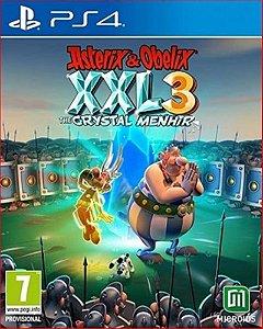 asterix & obelix xxl 3: the crystal menhir ps4 psn mídia digital