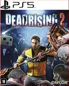 DEAD RISING 2 PS5 PSN MÍDIA DIGITAL