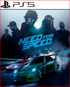 Need for Speed ps5 psn mídia digital