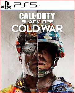 Call of Duty: Black Ops Cold War Edição Padrão PS5 MÍDIA DIGITAL