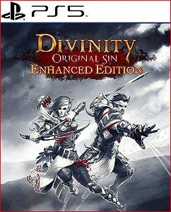 DIVINITY ORIGINAL SIN ENHANCED EDITION PS5 MÍDIA DIGITAL
