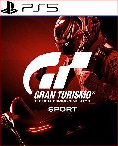 GRAN TURISMO SPORT PS5 MÍDIA DIGITAL PSN