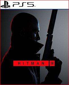 HITMAN 3 ps5 mídia digital