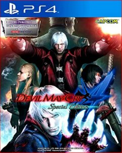 Devil May Cry 4 Special Edition ps4 midia digital