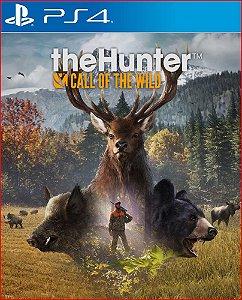 Thehunter call of the wild PS4 MÍDIA DIGITAL