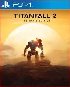 Titanfall 2 edicao ultimate PS4 MÍDIA DIGITAL