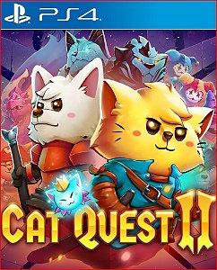 cat quest ii ps4 midia digital