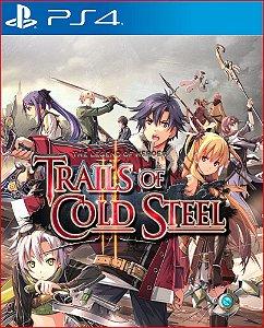 The Legend of Heroes: Trails of Cold Steel II - PS4 PSN Mídia Digital