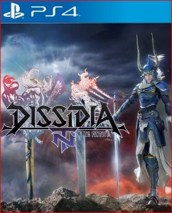 DISSIDIA FINAL FANTASY NT PS4 MÍDIA DIGITAL