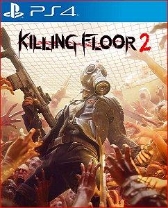 KILLING FLOOR 2 PS4 MÍDIA DIGITAL
