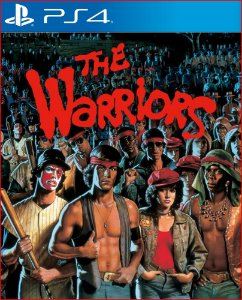 The Warriors PS4 MÍDIA DIGITAL