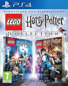 LEGO HARRY POTTER COLLECTION PS4 MÍDIA DIGITAL
