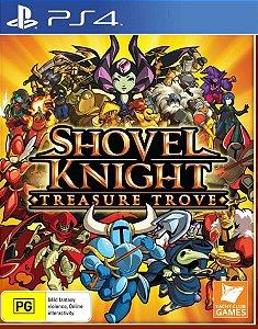 SHOVEL KNIGHT: TREASURE TROVE PS4 MÍDIA DIGITAL