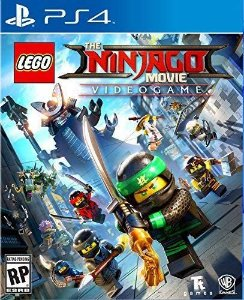 LEGO NINJAGO O FILME: VIDEO GAME PS4 MÍDIA DIGITAL