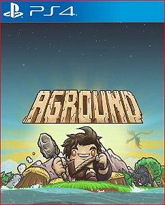 Aground PS4 MÍDIA DIGITAL
