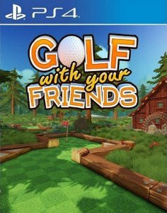 golf with your friends ps4 psn mídia digital