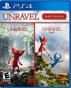 Unravel yarny bundle PS4 MÍDIA DIGITAL