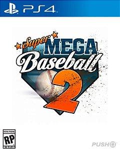 SUPER MEGA BASEBALL 2 PS4 MÍDIA DIGITAL