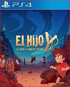 EL HIJO A WILD WEST TALE PS4 MÍDIA DIGITAL