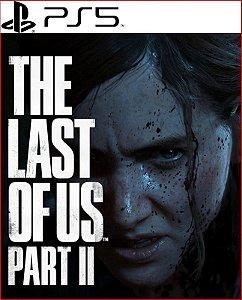 The last of us part II PS4 Midia Digital