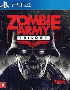 Zombie Army Trilogy PS4 MÍDIA DIGITAL