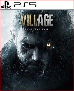 Resident Evil Village 8 Ps5 Português Psn Mídia Digital