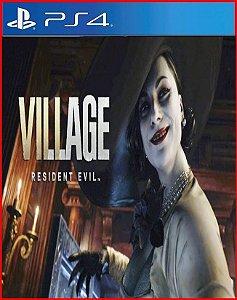 Resident Evil Village Standard Edition Capcom PS4 Mídia Digital