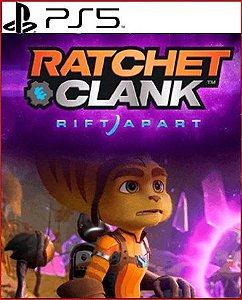 RATCHET & CLANK RIFT APART PS5 MÍDIA DIGITAL PSN