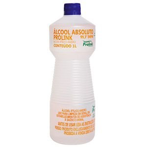 ÁLCOOL ABSOLUTO 99,5% 1LT.