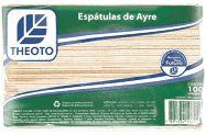 ESPATULA DE AYRES C/100 - THEOTO