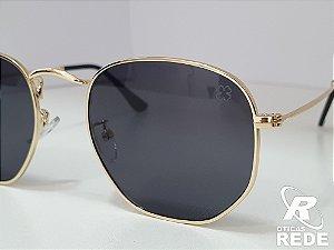 Óculos de sol Hexagonal