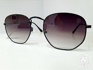 Óculos de sol Hexagonal Trevo