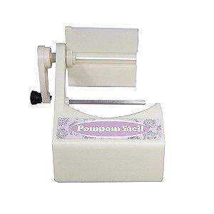 Maquina de Pompom - POMPOM FÁCIL