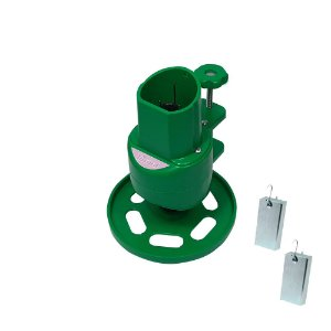 Maquina de Tricotin Resistente e Durável Cor Verde- TRICORD