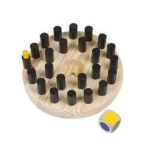 Jogo da Memória Xadrez Colorido
