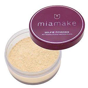 Pó Translúcido Micronizado Selfie Powder Mia Make