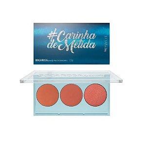 Paleta de Blush Carinha de Metida Boca Rosa Payot