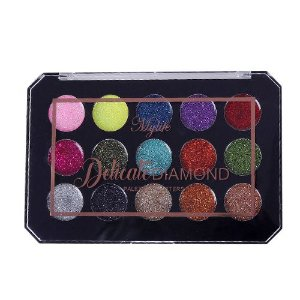 Paleta de Glitters Delicate Diamond Mylife Cosméticos