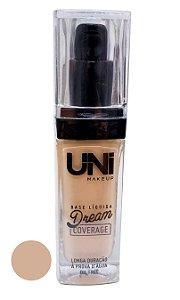 Base Líquida Dream Coverage Uni Makeup