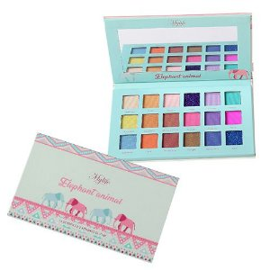 Paleta de Sombras Elephant Animal Mylife Cosméticos