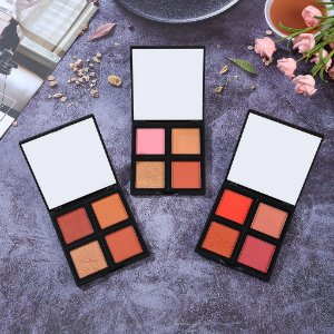 Paleta de Blushes Four Blush Mylife Cosméticos