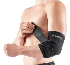 Cotoveleira Tennis Elbow Longo Hidrolight