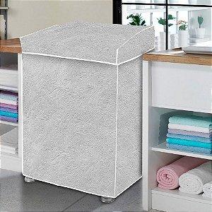Capa p/ Maquina de Lavar Roupas Tam G Diversos Modelos