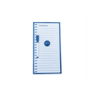 Quadro Anotações magnético c/ imã e caneta com apagador
