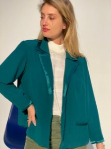 Blazer Verde DRESSING (M)