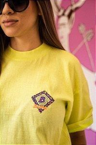 Camiseta Vintage Neon (M)