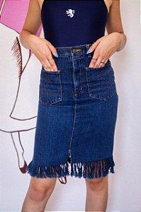 Saia Midi Jeans (36)