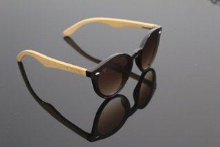 Óculos madeira