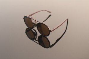 Óculos round