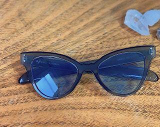 Óculos gatinho fumê